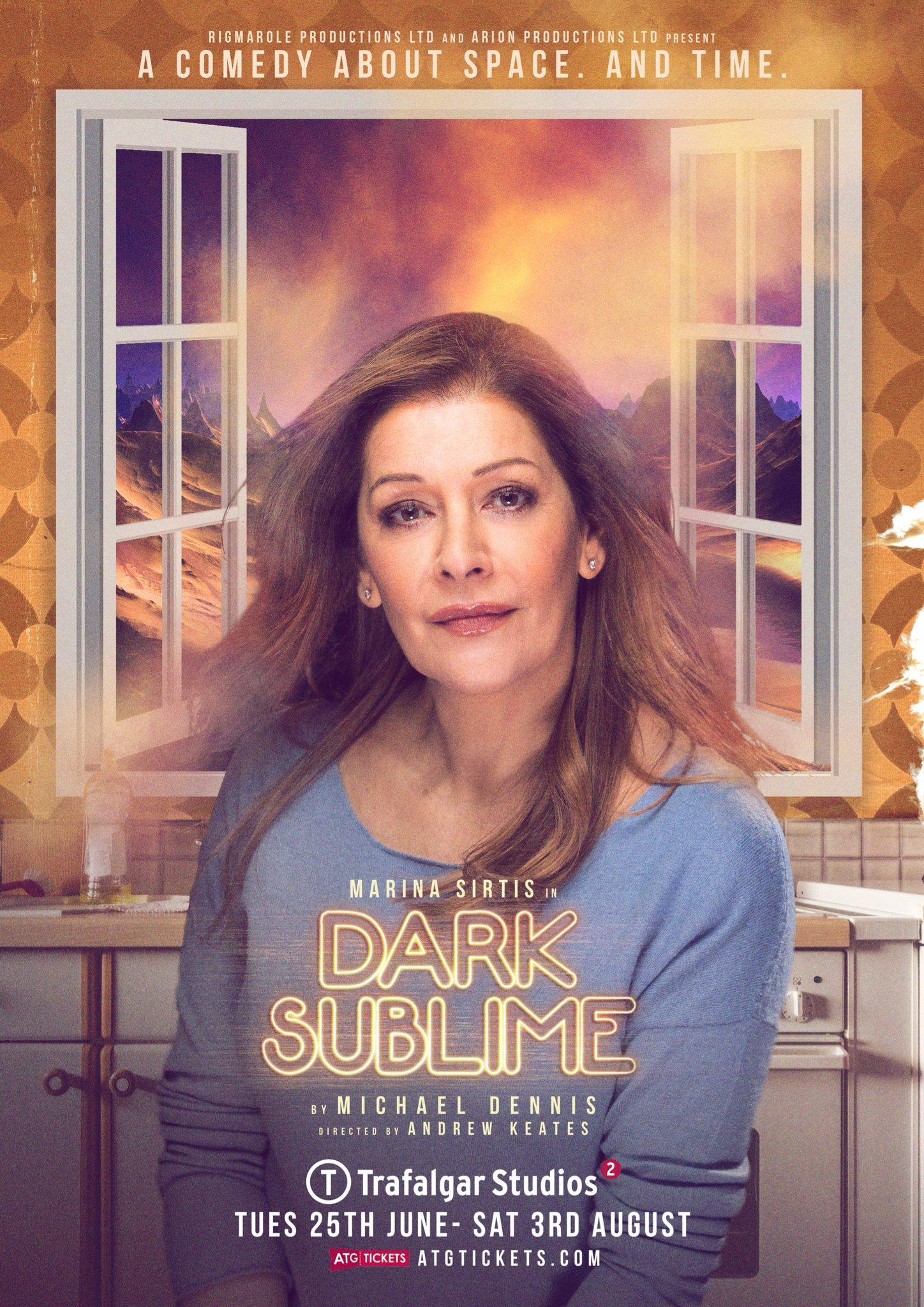 Dark Sublime poster