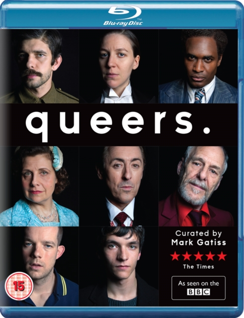 Queers - blu-ray