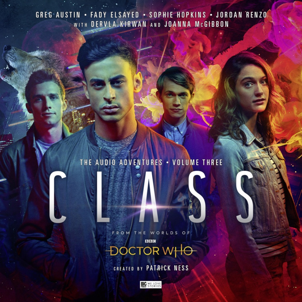 Class - Series 3 cover